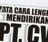 Jasa Pengurusan Dokumen Ijin Usaha Pt,cv,yayasan Termurah medan - Medan Kota - Jasa