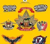 Desain banner logo kemasan produk company profil kartu nama - Medan Kota - Jasa