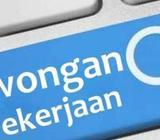 DIBUKA lowongan untuk 1 staff accounting dan 1 admin online shop - Jakarta Barat - Lowongan