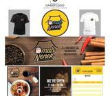 11. Desain Logo Kemasan Branding Flayer Banner dll Terbaik - Batam Kota - Jasa