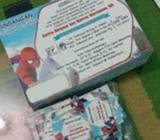 Undangan pernikahan,aqiqah,krtu nama,nota,stiker,krtu ucapan,banner - Palembang Kota - Jasa