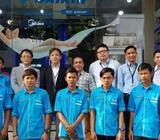Laki-Laki HELPER AC lulusan SMK/SMA Diajarkan Ilmu Pendingin Udara - Bekasi Kota - Lowongan
