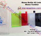 Botol Minum MemoBottle A5 - Termurah