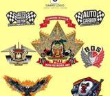 Desain branding logo kemasan undangan nikah kartunama dll terkeren - Banda Aceh Kota - Jasa