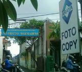 Lowongan Staf Copy Print lulusan SMU/SMK lokasi kerja di Hayam Wuruk - Denpasar Kota - Lowongan