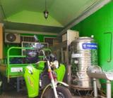Jual murah Depot R.O include motor 3 roda - Makassar Kota - Kantor & Industri