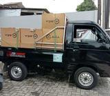 Jasa angkut / angkutan barang dan pindahan area kota Jogja - Yogyakarta Kota - Jasa