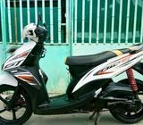 Mio gt putih 2014 - Bandar Lampung Kota - Motor Bekas