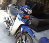 Motor seken karisma plat balam pjk.idup thn 2005 - Bandar Lampung Kota - Motor Bekas