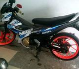 Satria FU 2013. - Bandung Kab. - Motor Bekas