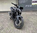 Kawasaki Ninja Z 250 Fi 2013 Hitam - Bandung Kota - Motor Bekas