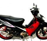 Suzuki shogun SP 2006 tt barter supra mio vario beat jupiter mx king - Bandung Kota - Motor Bekas