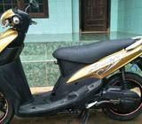 Jual cpt mio sporty 2010 istmewa orsinilan ss lengkap pajak taat - Bangkalan Kab. - Motor Bekas