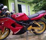 Dijual ninja rr 2009 - Banjarbaru Kota - Motor Bekas