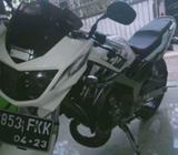 Ninja 2012 lengkap - Bekasi Kab. - Motor Bekas