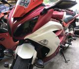 Kawasaki Er650f 2013 - Bekasi Kab. - Motor Bekas