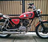 Honda CB 125 SE 1974 Pajak Hidup - Bekasi Kota - Motor Bekas