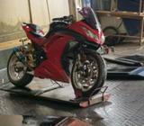 Jual ninja 250 th 2012 masih mulus - Bogor Kota - Motor Bekas