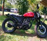 Yamaha Scorpio 2008 custom scrambler japstyle. NEGO SEMAMPU ANDA!!! - Brebes Kab. - Motor Bekas