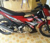 Satria fu 2013 - Cilegon Kota - Motor Bekas