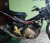 Arsip: Satria Fu 2011 150 cc - Depok Kota - Motor Bekas