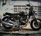 Honda tiger modifikasi japsstyle - Jakarta Barat - Motor Bekas