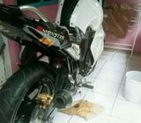 Jual motor byson 2013 - Jakarta Barat - Motor Bekas