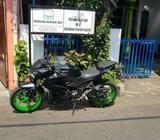 Ninja Z250 dua silinder km low - Jakarta Pusat - Motor Bekas