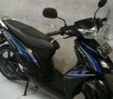 Yamaha mio gt th 2013 original istimewa gress - Jakarta Pusat - Motor Bekas