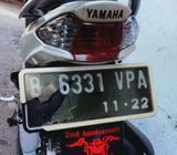 Mio 2011 lengkap - Jakarta Pusat - Motor Bekas