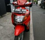 Yamaha Nouvo lele Sporty tahun 2004 - Jakarta Pusat - Motor Bekas