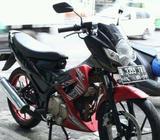 Suzuki satria fu 2011 - Jakarta Selatan - Motor Bekas