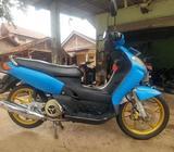Yamaha nouvo lele - Jakarta Selatan - Motor Bekas