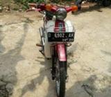 Arsip: Honda prima 1991 - Jakarta Selatan - Motor Bekas