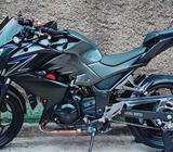 Arsip: Ninja Z250 kinclong jarang pakai - Jakarta Selatan - Motor Bekas