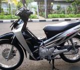 Karisma X 125 Silver dari baru (Super mulus) Gambar berbicara - Jakarta Timur - Motor Bekas