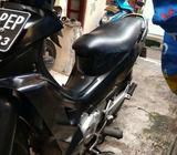 Dijual cepat BU nego sampe jadi wa honda karisma th 2005 - Jakarta Timur - Motor Bekas