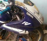 Jual bahan modif japstyle atau lanjutin modifnya scorpio tahun 2008 - Jakarta Timur - Motor Bekas
