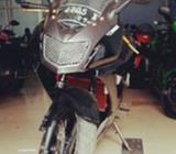 Dijual Kawasaki Ninja RR Tahun 2012 Warna Hitam - Jakarta Utara - Motor Bekas