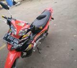 Yamaha jupiter z thn 2010 stnk hilang pajk telat 3 thn jual cepat - Jakarta Utara - Motor Bekas