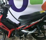 All new Supra x 125 Hitam merah - Jambi Kota - Motor Bekas