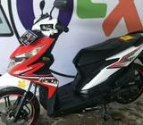 All new Beat Merah putih, stripe model Catur - Jambi Kota - Motor Bekas
