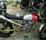 Scorpio225 custom Rp.17.000 - Jambi Kota - Motor Bekas