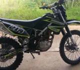 Kawasaki KLX 150. - Jambi Kota - Motor Bekas