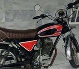Honda GL 100 Custom CB - Jambi Kota - Motor Bekas