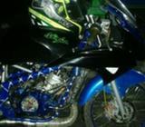 Ninja rr 2009 afgred new - Kapuas Kab. - Motor Bekas