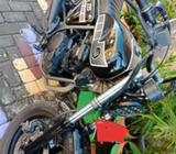 Scorpio 225 2008 - Makassar Kota - Motor Bekas