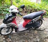 Jual cepat mio j 2013 - Medan Kota - Motor Bekas