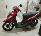 Mio cw sporty 2011 pajak dan bk hidup panjang - Medan Kota - Motor Bekas