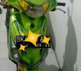 Jual cepat mio sporty tahun 2011,sehat dan ok.surat2 lengkap dan hidup - Medan Kota - Motor Bekas